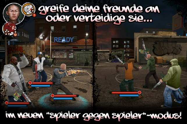 Big Time Gangsta Screenshot