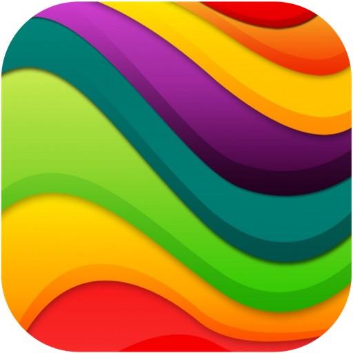 Wallpapers for iPhone, iPod Touch, iPad Mini, iPad Air, iPad 2, iOS7 & iOS6 icon
