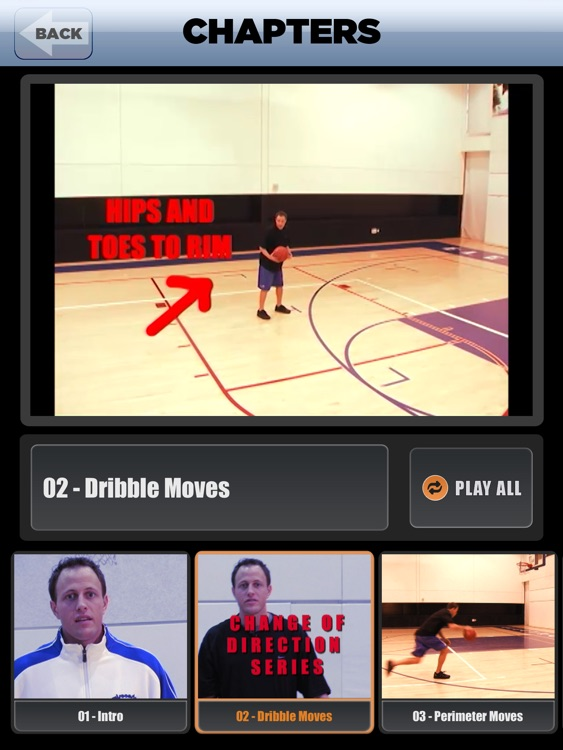 25 Killer Scoring Moves To Dominate The Game - With Coach Mike Lee - Full Court Basketball Training Instruction - XL screenshot-2