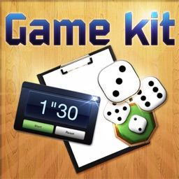 Game Kit (Timer, dice roller, score board)