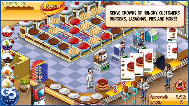 Stand O'Food® 3 screenshot-1