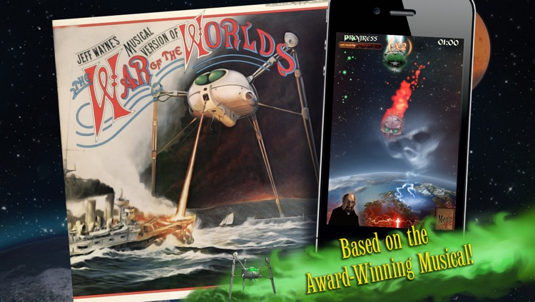 The War of The Worlds: Adventure
