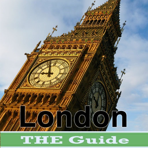 THE Guide London - Offline City Guide & Map