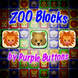 Zoo Blocks by Purple Buttons