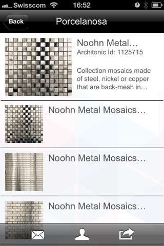 Materials Council screenshot four