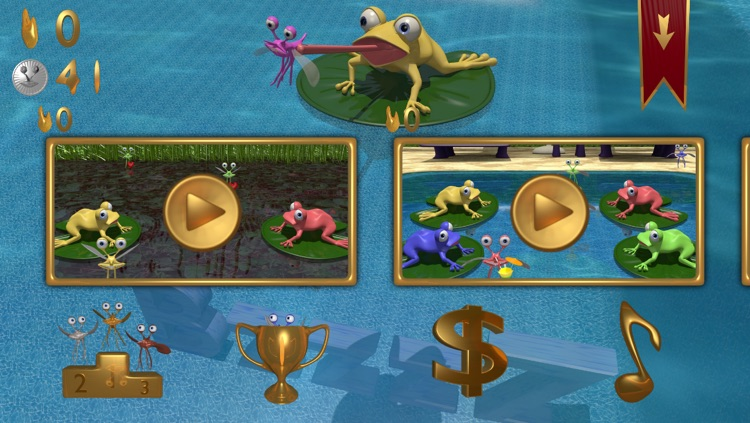 BzzzZ Free - Feed Frogs with Mosquitoes screenshot-3