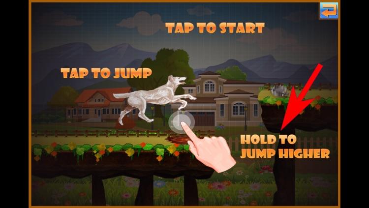 A Dog Run Adventure: Best Super Fun Doge Race Game Free screenshot-4