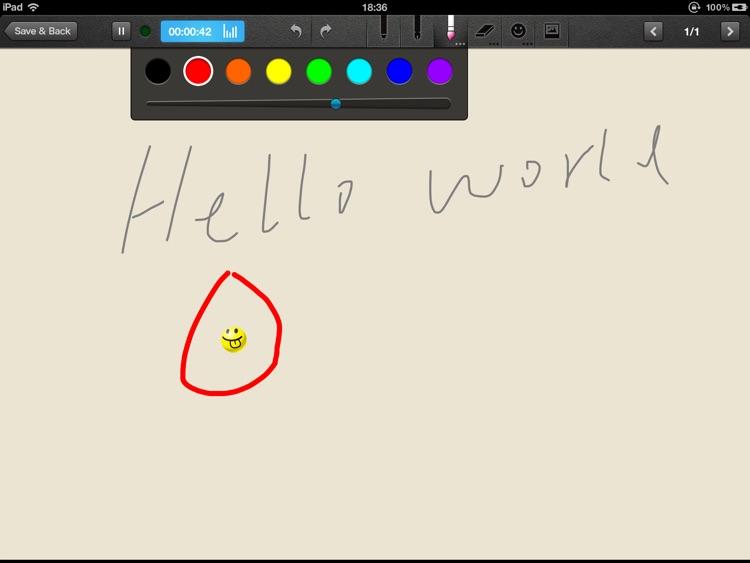 Meeting Note screenshot-3