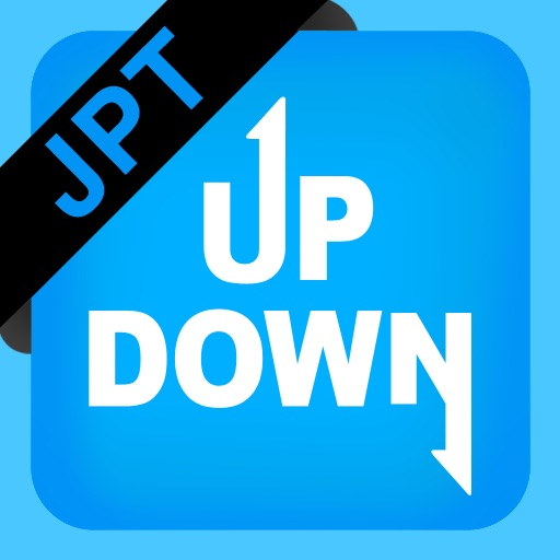 업다운-JPT 단어 (UPDOWN JPT vocabulary)