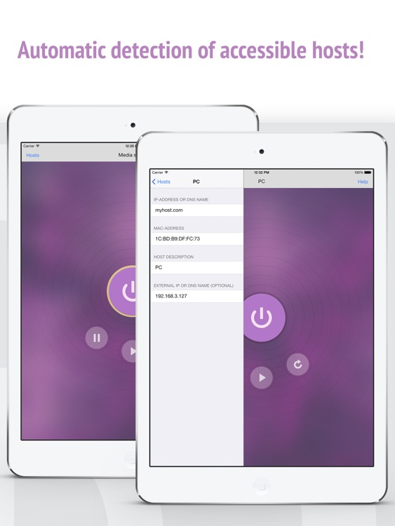 iShutdown HD - remote power management tool for your Mac and PC screenshot-3