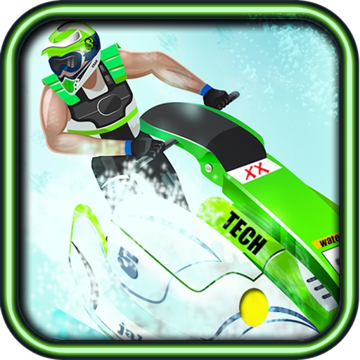 Jet Ski Water Racing icon
