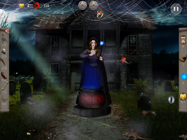 A Secret Magic - Curse of the Ancient Village HD screenshot-3