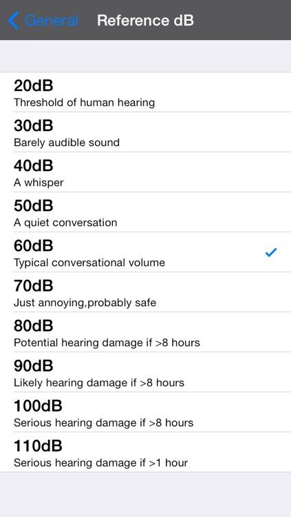 My Decibel Meter-Free screenshot-3