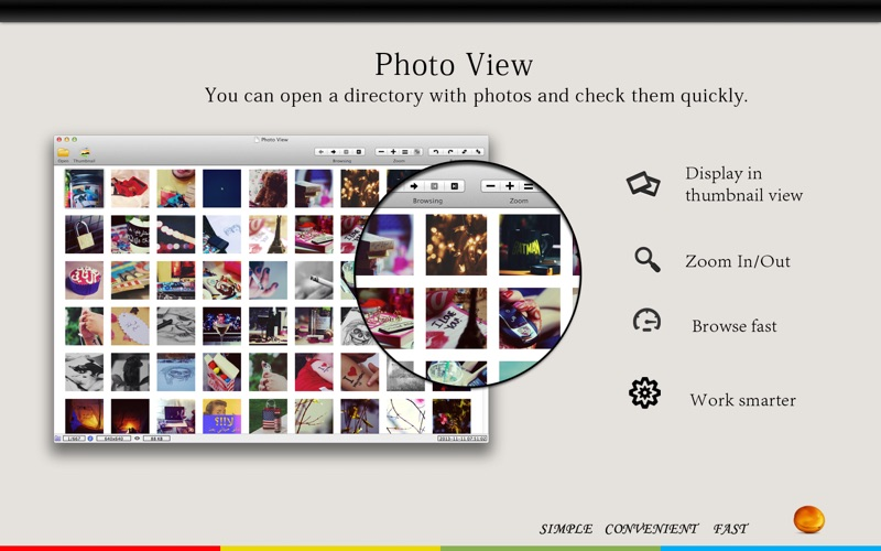 Photo View скриншот программы 2
