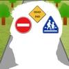 道路標識性格診断
