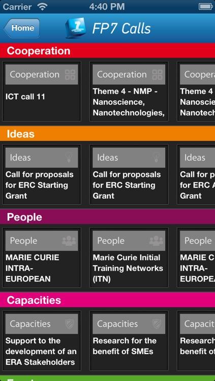 Europa R&D for iPhone screenshot-3