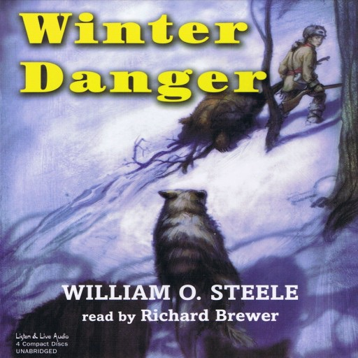 Winter Danger (Audiobook)