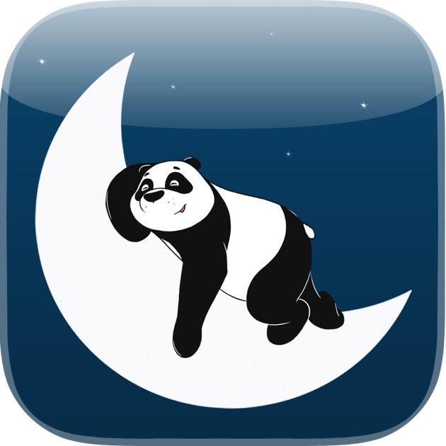 nuit e nuit e panda un livre pour enfants bedtime avec les voix en 4 langues dans l app store. Black Bedroom Furniture Sets. Home Design Ideas