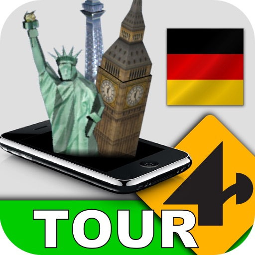 Tour4D Dresden icon