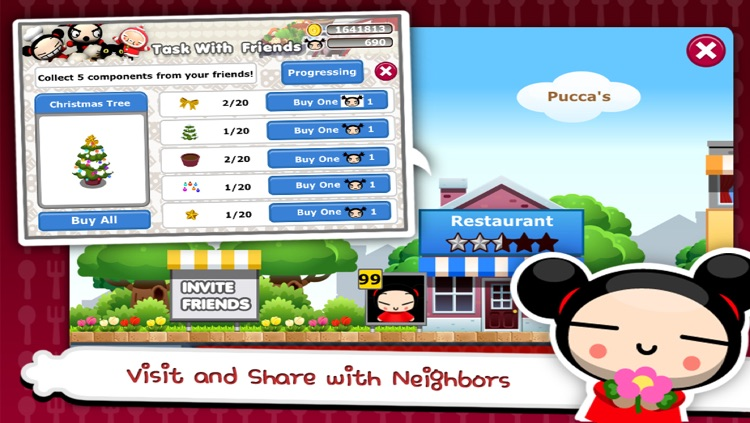 Pucca n' Friends screenshot-3