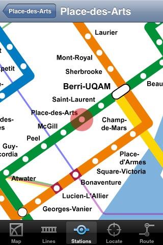 Montreal Metro screenshot-4