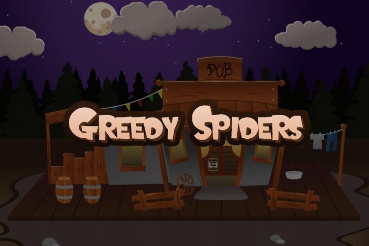 Greedy Spiders screenshot-4
