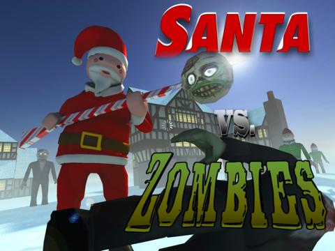 Aaargh! Santa vs Zombie Pirates-ipad-3