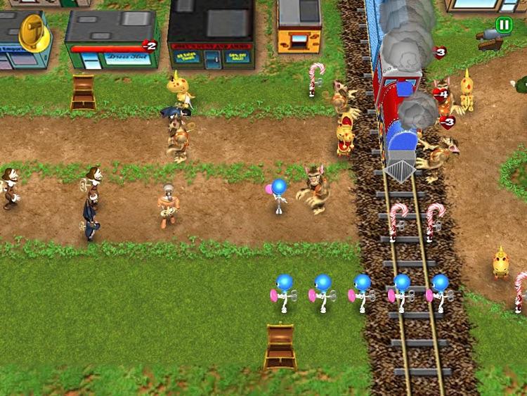 Trouble in Tin Town HD