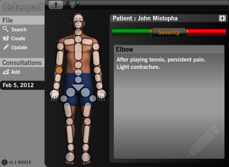 OsteoPad screenshot-1