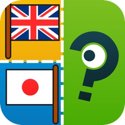 QuizCraze Flags - Trivia Game Logo Quiz