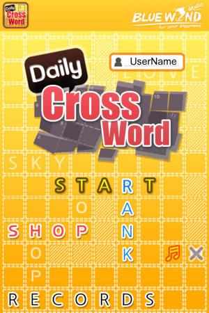 Daily Crossword Screenshot