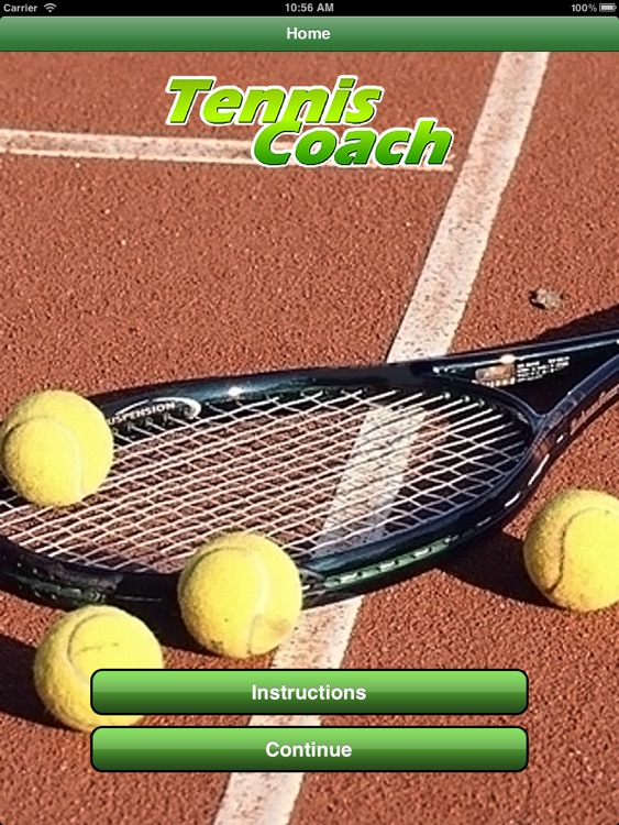 Tennis Coach HD screenshot-0