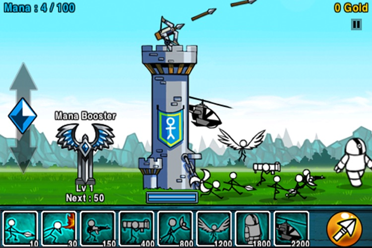 Cartoon Wars screenshot-1