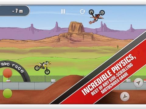 Mad Skills Motocross для iPad
