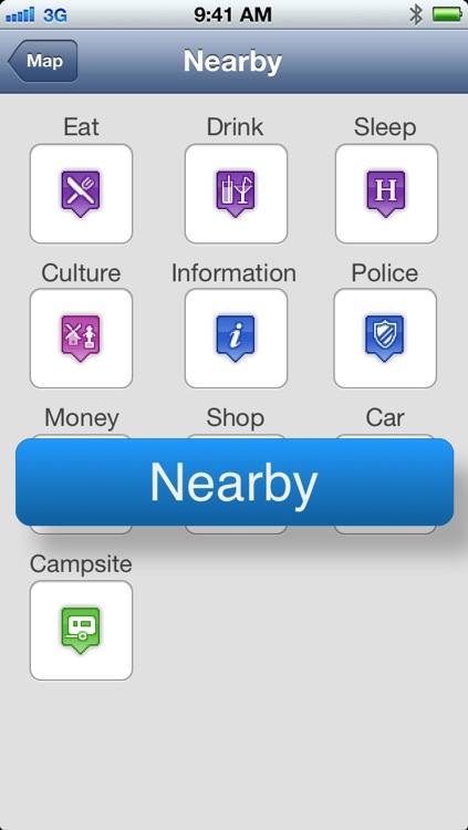 Curacao Offline Map screenshot-3