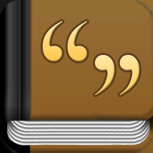 Quote Book for iPad ~ Over 20,000 quotes