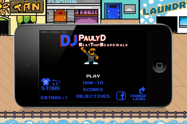 DJ Pauly D - Beat That Boardwalk