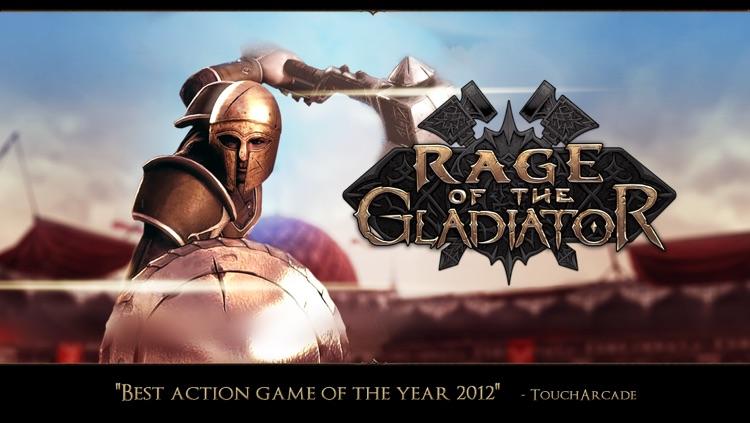 Rage of the Gladiator screenshot-4