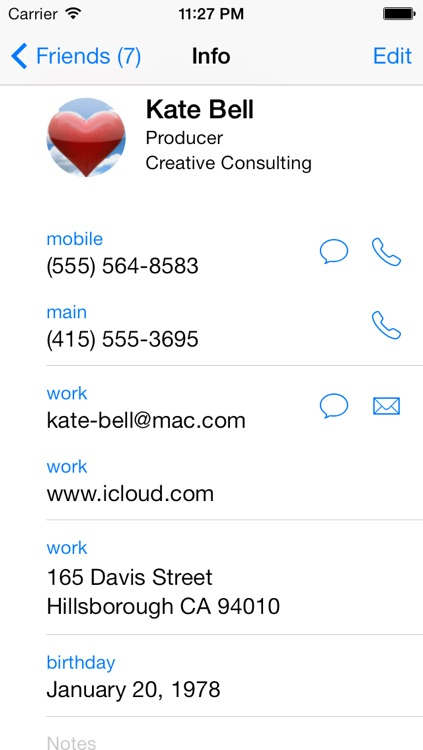 Contacts Group Manager - GroupQ screenshot-4