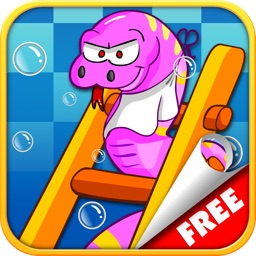 Snakes and Ladders in Aquarium FREE