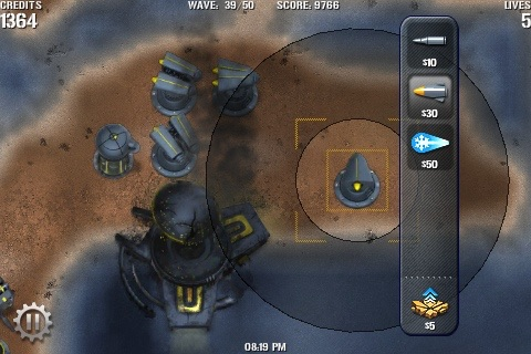 TriDefense screenshot-4