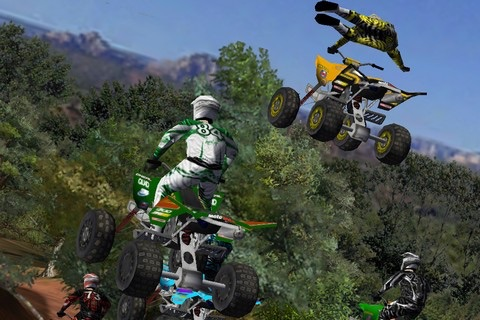 2XL ATV Offroad Lite Screenshot