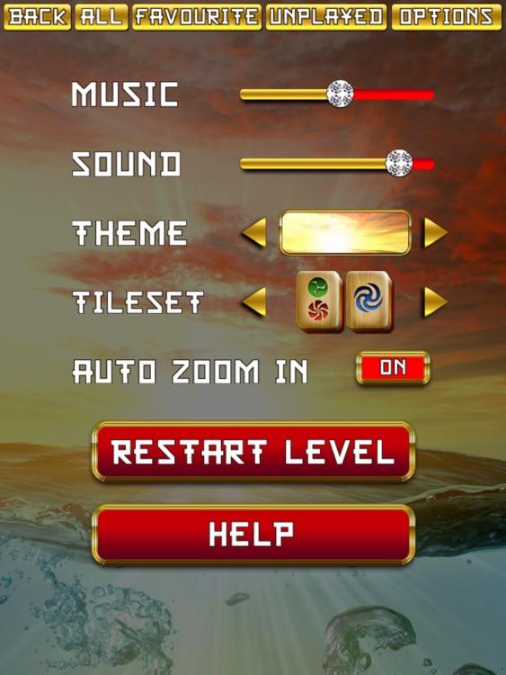 Mahjong Legend HD Pro screenshot-4