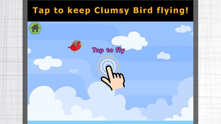 Clumsy Bird screenshot-3