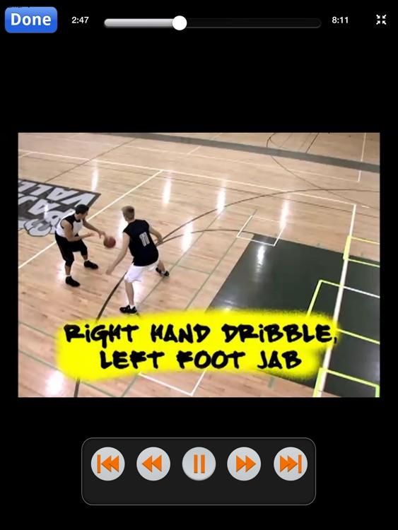 Unstoppable Offensive Moves: Volume 1 - Wing & Perimeter Scoring Skills - With Ganon Baker - Full Court Basketball Training Instruction - XL screenshot-2