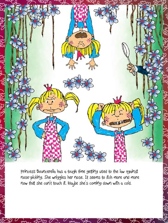 Picture Book: Princess Bouncerella screenshot-3