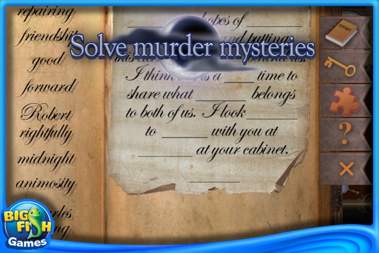 Mystery Chronicles - Murder Among Friends screenshot-3