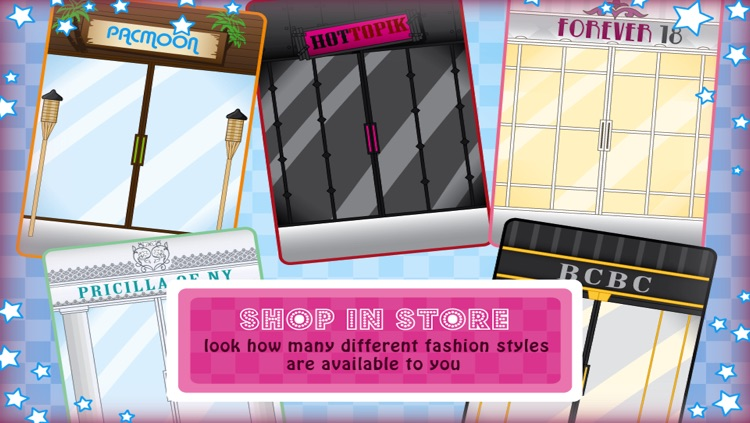 Emily's Dress Up & Shop screenshot-3