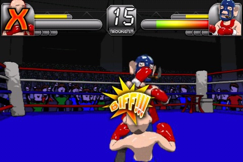 Smack Boxing Lite screenshot-1