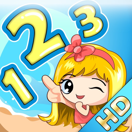 Counting Fun for iPad (Chinese)
